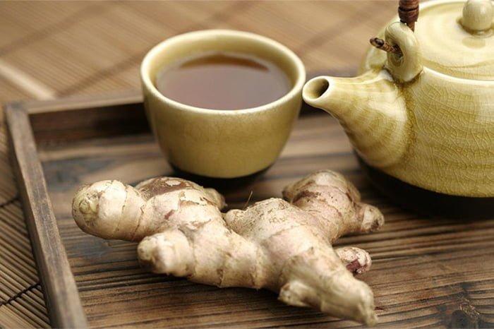 чай с имбирем для ребенка