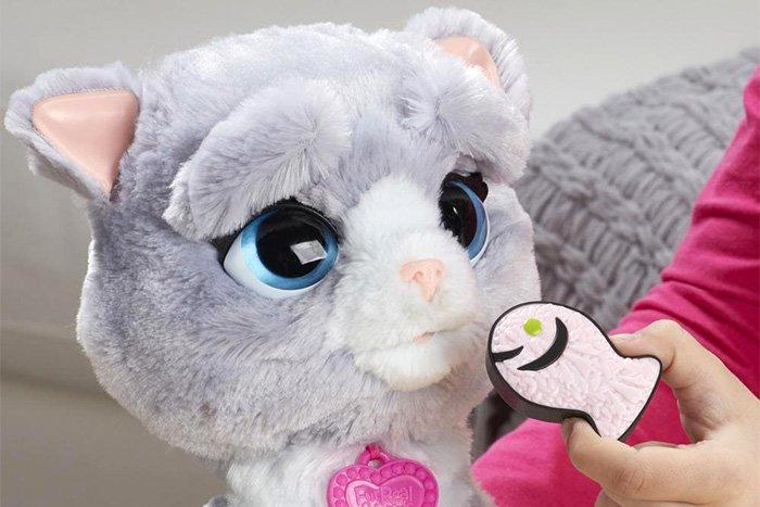мягкая игрушка для ребенка на новый год