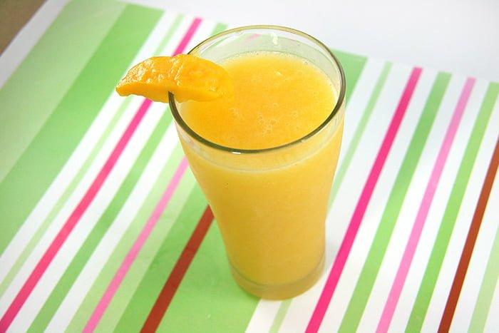 сок из манго для детей