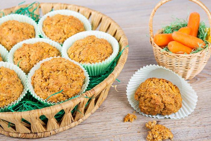морковный десерт в прикорм грудничку