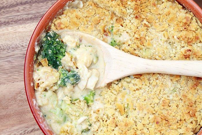 блюдо с брокколи в прикорм грудничку