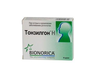 препарат для лечения заболеваний верхних воздухоносных путей