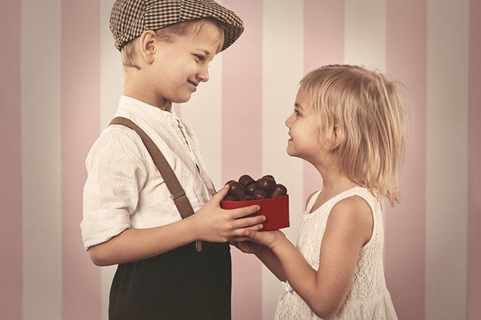 воспитание хороших манер у детей