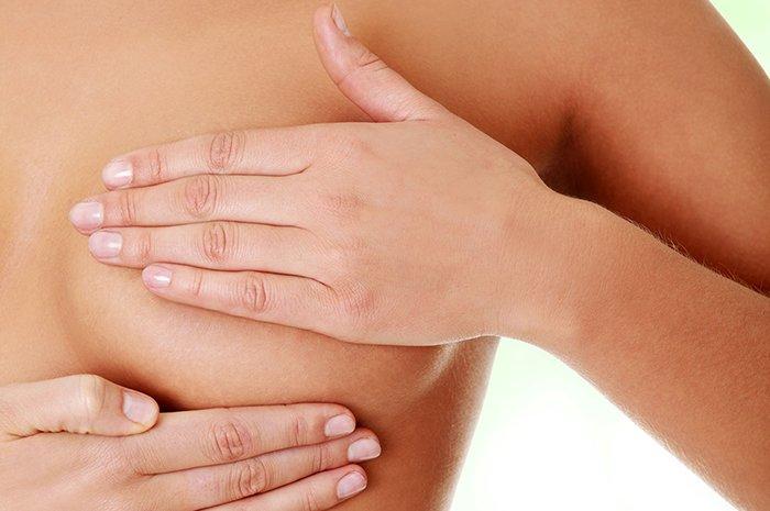 воспаление груди при гв