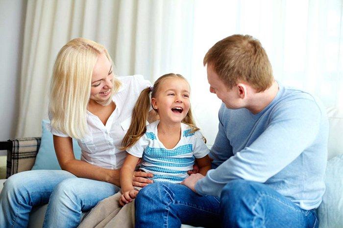 общение с ребенком в семье