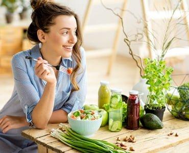 вегетарианское питание при грудном вскармливании