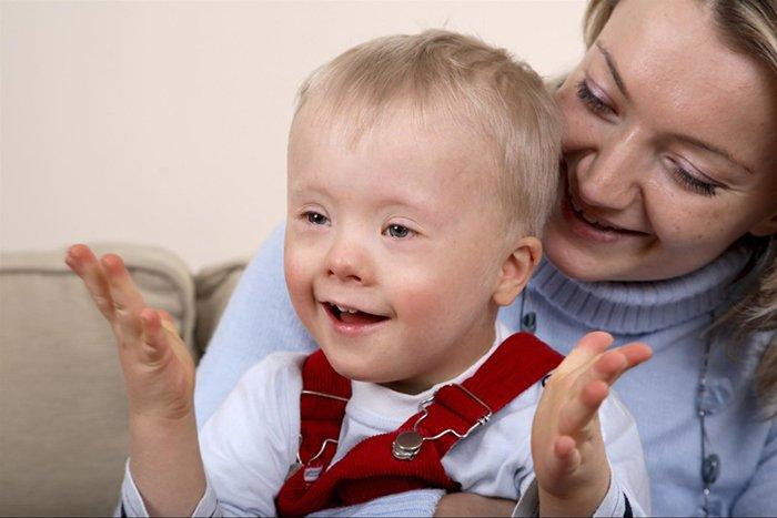 ребенок с задержкой психического развития