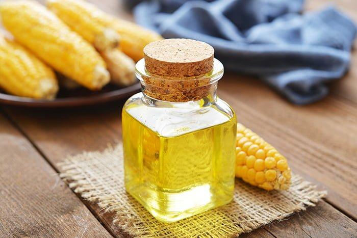 рафинированное кукурузное масло
