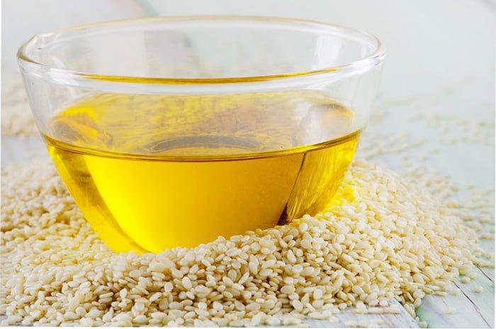 кунжутное масло для еды