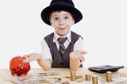 расчет налогового вычета за детей в 2018 году