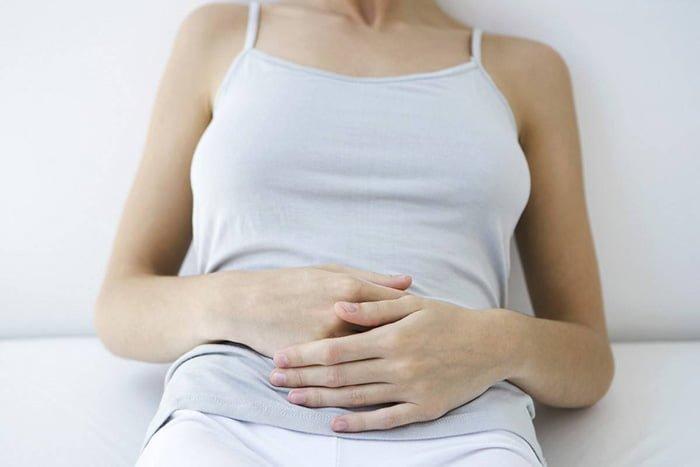 боль в животе при грудном вскармливании