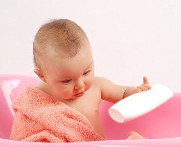 шампунь для грудничков