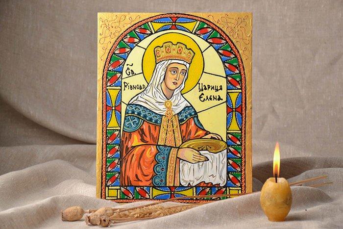 икона для крещения девочки