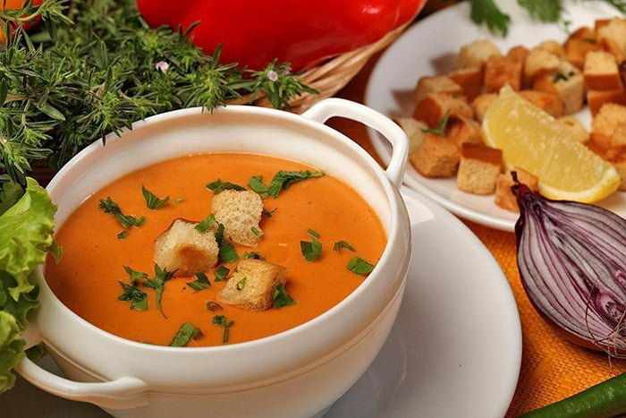 суп из чечевицы для детей