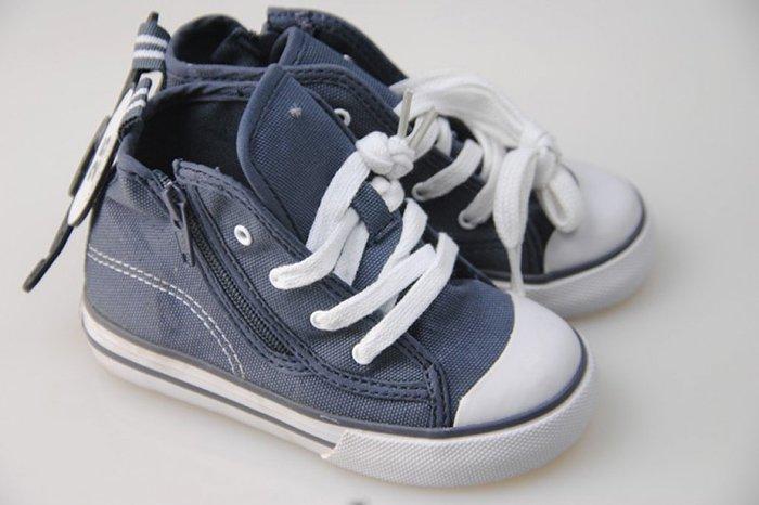 джинсовые кеды для ребенка
