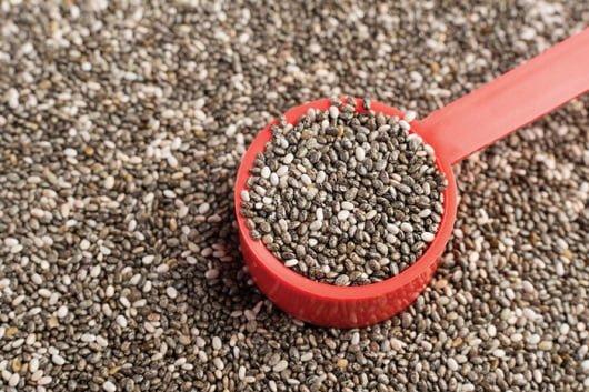 семена чиа при гв