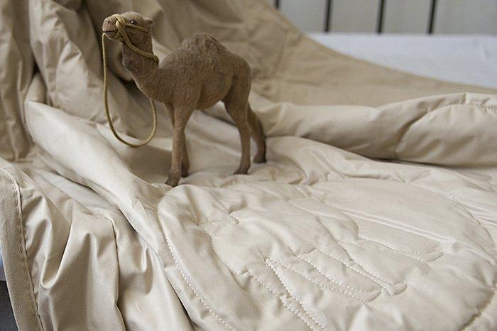 детское одеяло из верблюжьей шерсти