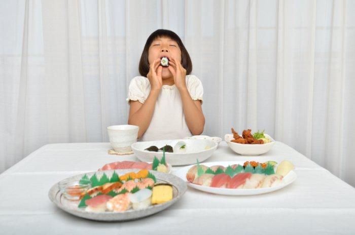 Суши и роллы с какого возраста