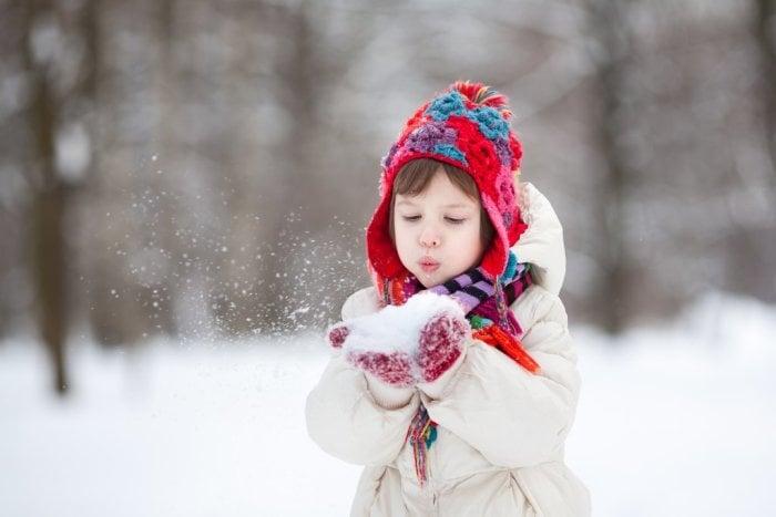 Правила выбора шапки ребенку