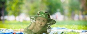 Средства от комаров и мошек для детей