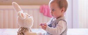Развивающие занятия с ребенком в 10 месяцев