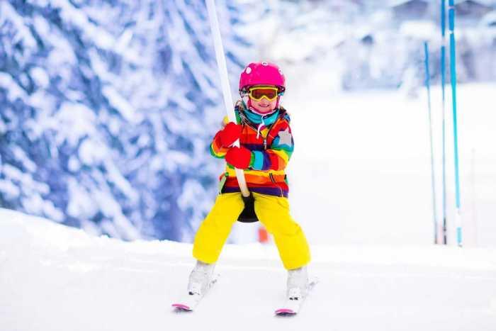 Как носить термобелье ребенку