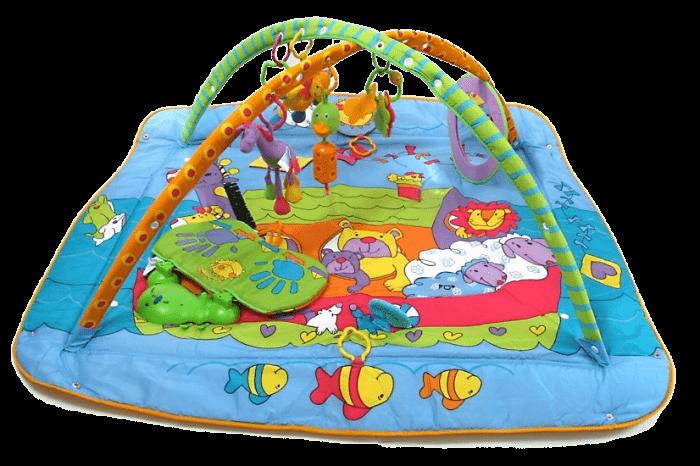 Рейтинг лучших игровых ковров для детей