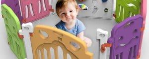 Нужен ли манеж ребенку