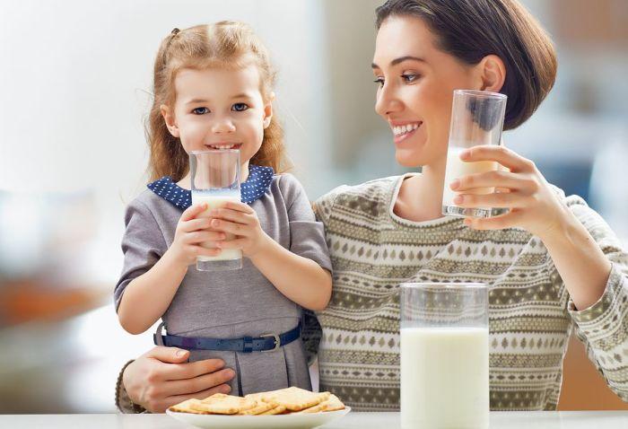 Питание кормящей мамы при аллергии на молоко