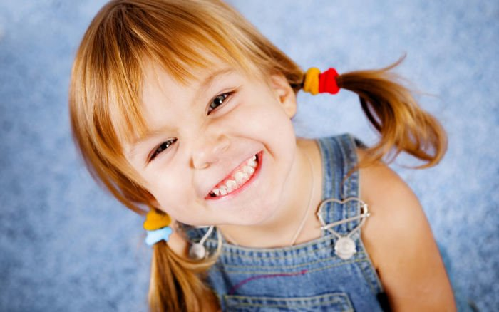 Смена зубов у ребенка специфика