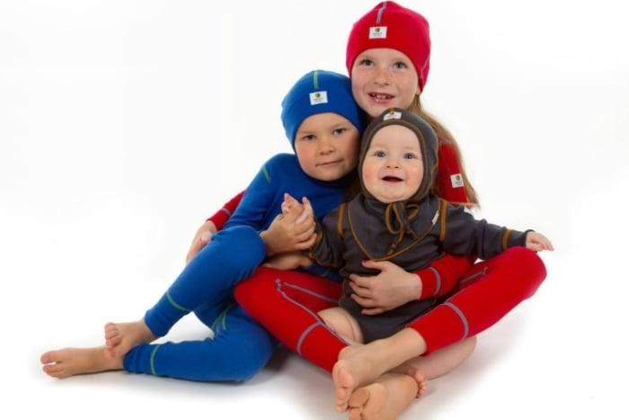 Как выбрать термобелье для ребенка