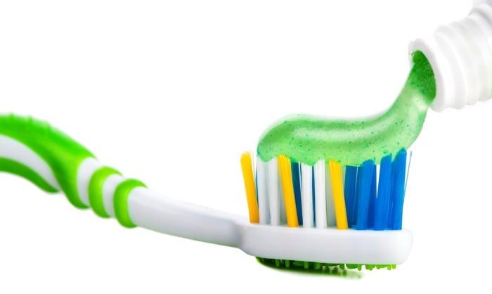 Состав детской зубной пасты
