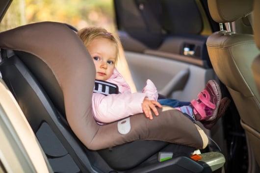 Как выбрать автокресло ребенку