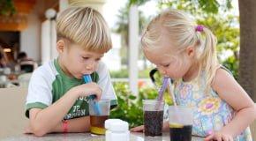 Можно ли детям газировку