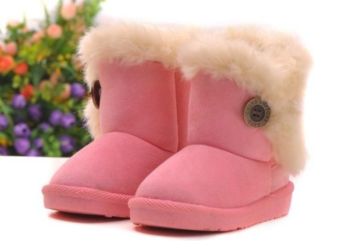 Какую зимнюю обувь выбрать ребенку
