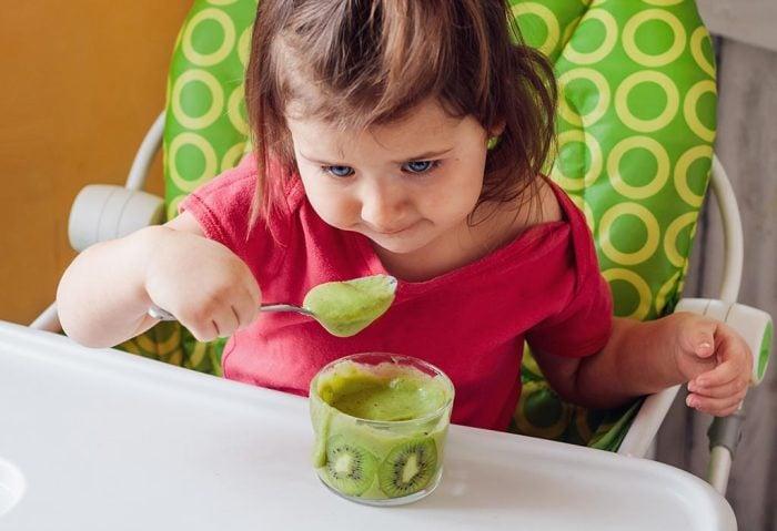 Рецепты с киви для детей