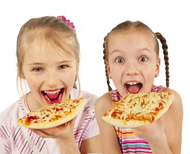 Можно ли детям пиццу