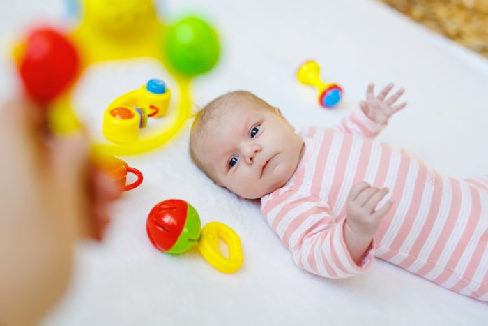 Как проверить слух у новорожденного