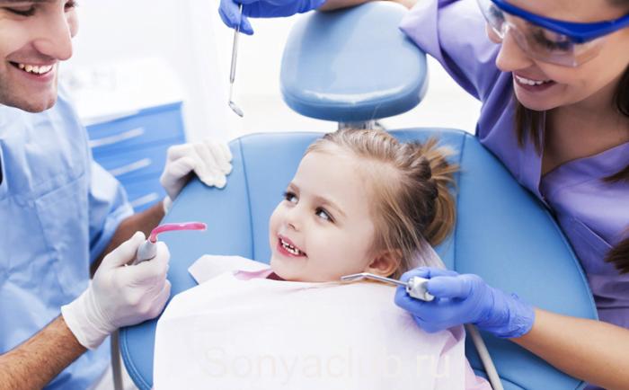 Проблемы при прорезывании зубов у ребенка