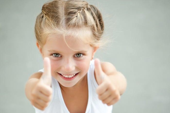Сроки смены зубов у детей