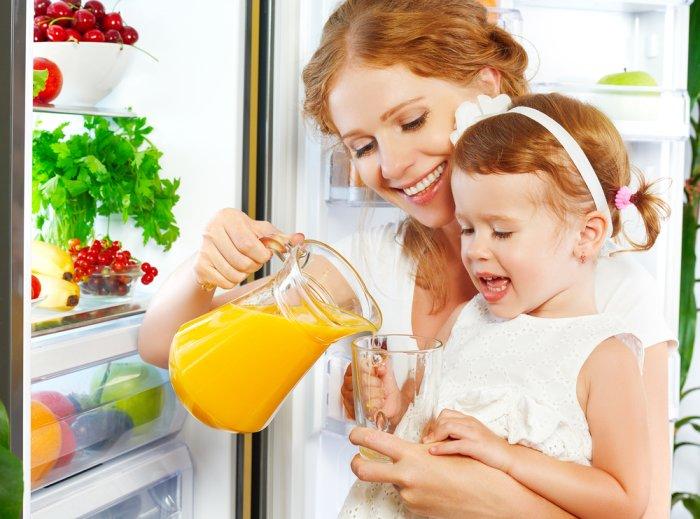 С какого возраста можно детям сок