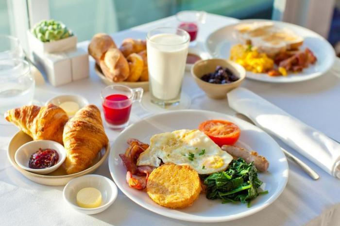 Что приготовить на завтрак ребенку
