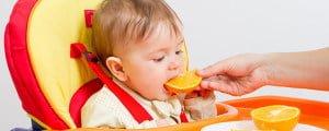 С какого возраста можно апельсины детям