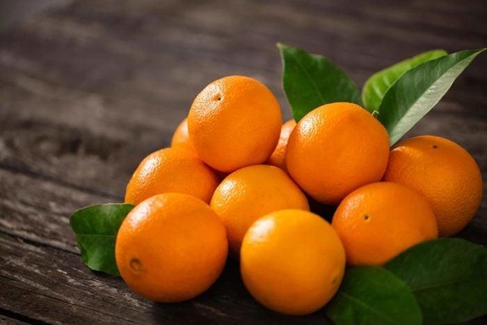 Аллергия на  апельсины у ребенка