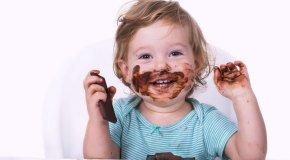 Мальчик в шоколаде