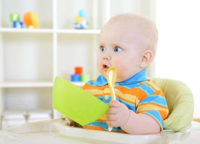 С какого возраста можно цукини детям