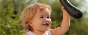 С какого возраста можно баклажаны детям