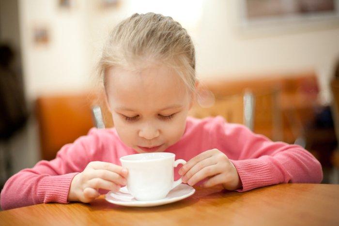 Иван чай детям
