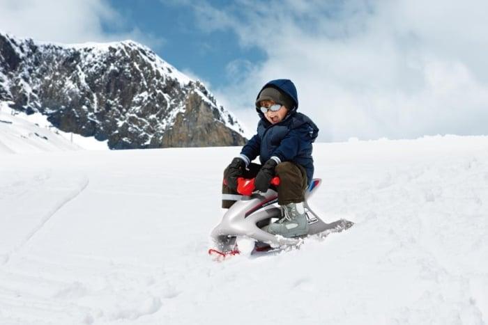 Снегокат ребенку