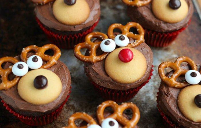 Рецепты кексов для детей